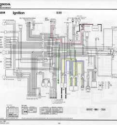 honda gl500 wiring diagram wiring diagram centre 87 honda cx500 wiring diagram [ 1024 x 873 Pixel ]