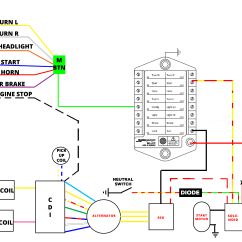 Cdi Ignition Wiring Diagram Paragon Defrost Timer 8141 20 Cx500 M Unit And Button For 1980 Cx500a