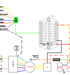 cdi box wiring diagram wiring diagram rowshonda cdi ignition box wiring wiring diagram expert moped cdi [ 3184 x 2000 Pixel ]
