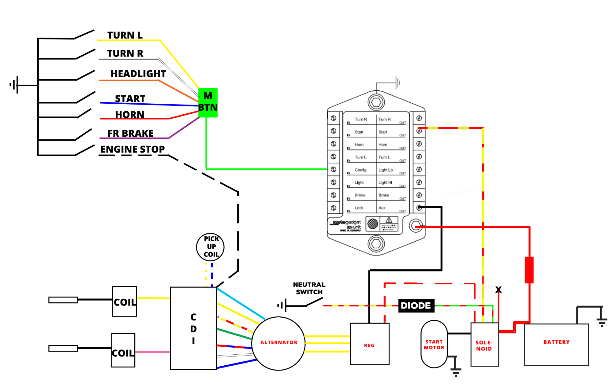 hight resolution of cdi box wiring diagram wiring diagram imgcdi box wiring diagram wiring diagram name chinese cdi box