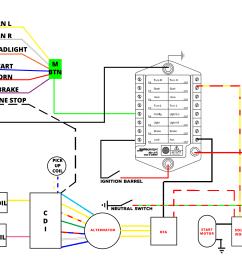 new racing cdi wiring colors manual e books1e40qmb new racing cdi wiring diagram manual e books [ 3184 x 2000 Pixel ]