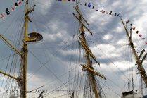 El Velero Rumano Mircea es un velero del tipo barca de tres mástile (10)