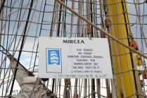 El Velero Rumano Mircea es un velero del tipo barca de tres mástile (44)