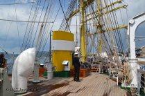 El Velero Rumano Mircea es un velero del tipo barca de tres mástile (59)
