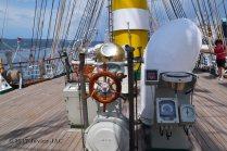 El Velero Rumano Mircea es un velero del tipo barca de tres mástile (66)