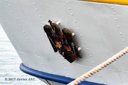 El Velero Rumano Mircea es un velero del tipo barca de tres mástile (8)