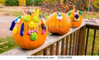 stock-photo-funny-pumpkin-faces-for-halloween-328843880