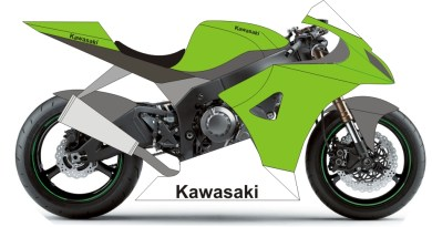 kawasaki modifan