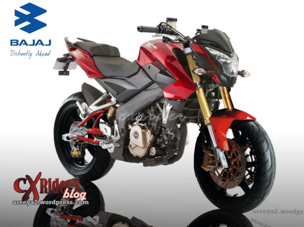 modifikasi bajaj pulsar 200 ns