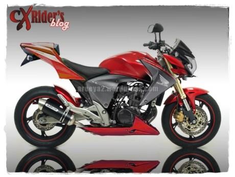 All new Honda New MegaPro