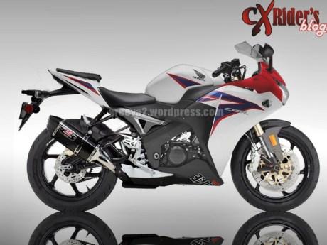 new honda cbr 150 2012