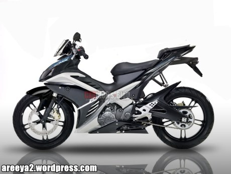 modifikasi jupiter mx racing look