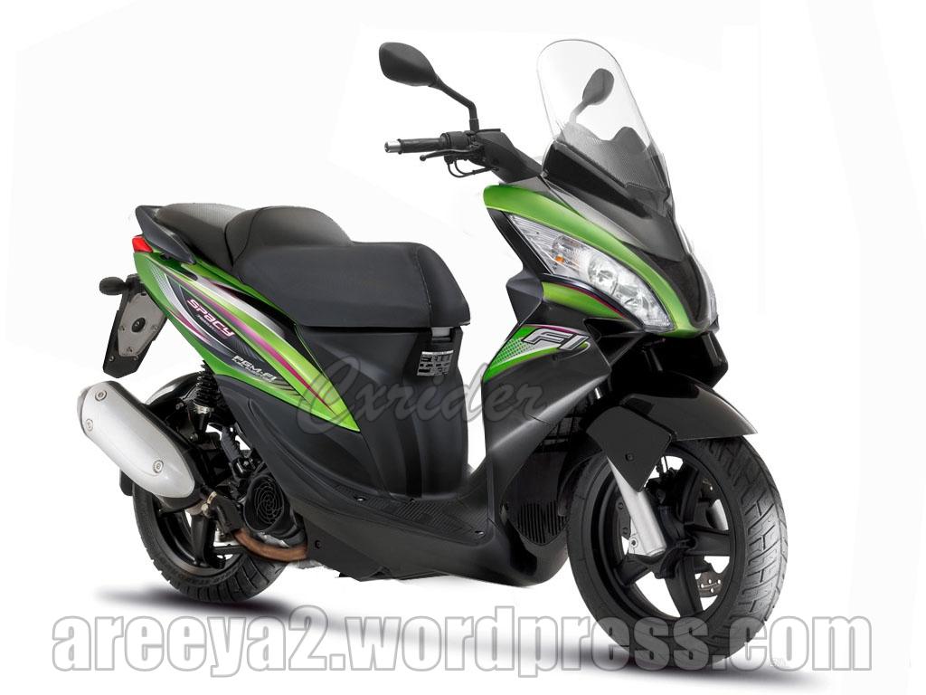 Koleksi 55 Modifikasi Motor Honda Spacy Terbaru Janggel Motor