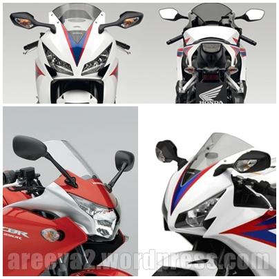 all new cbr 250 2013