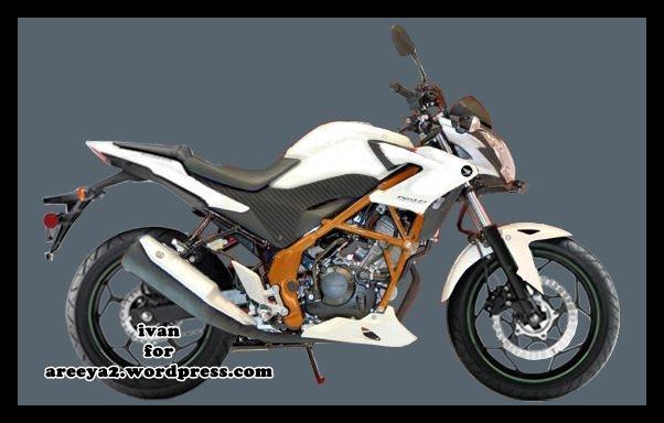 Konsep Modif Honda Cb150r Simple By Bro Ivan Cxridercom