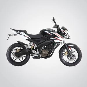 Bajaj-Pulsar-200NS-White-and-Black-color
