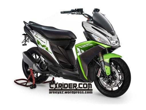 modif mio125