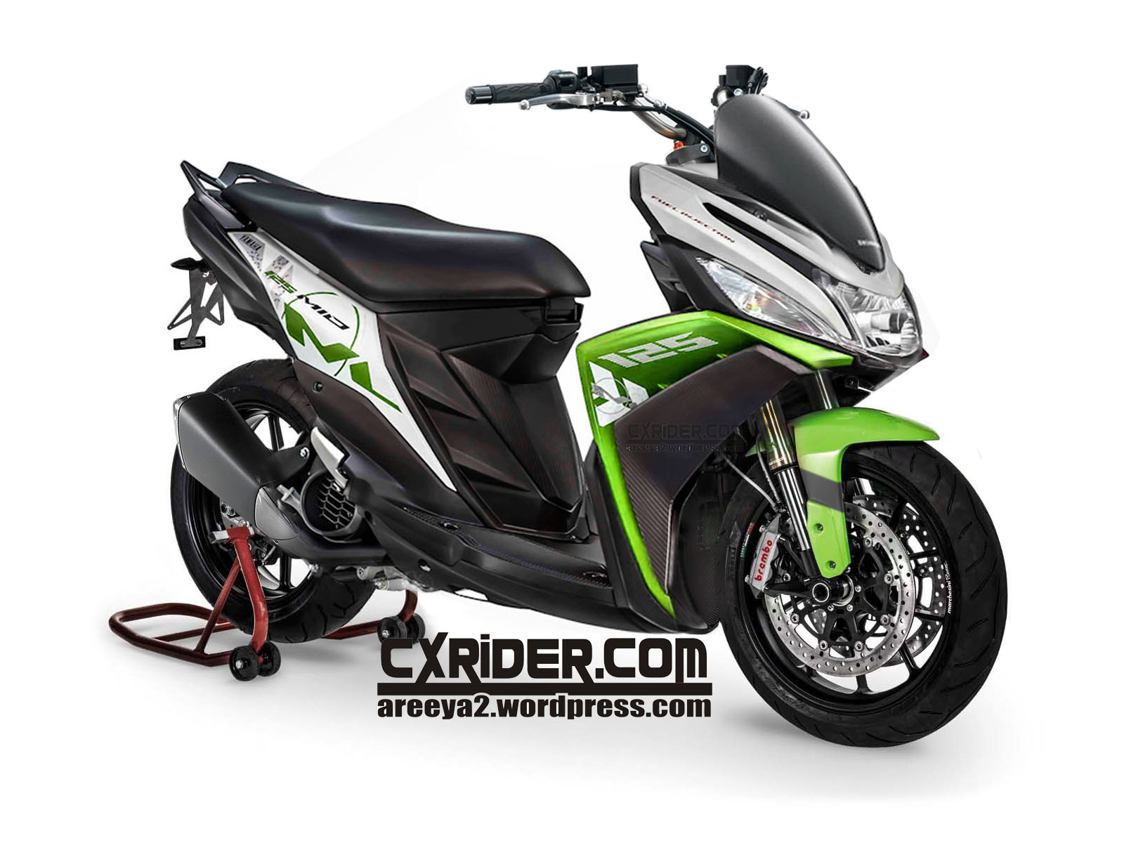Wallpaper Motor Thailook
