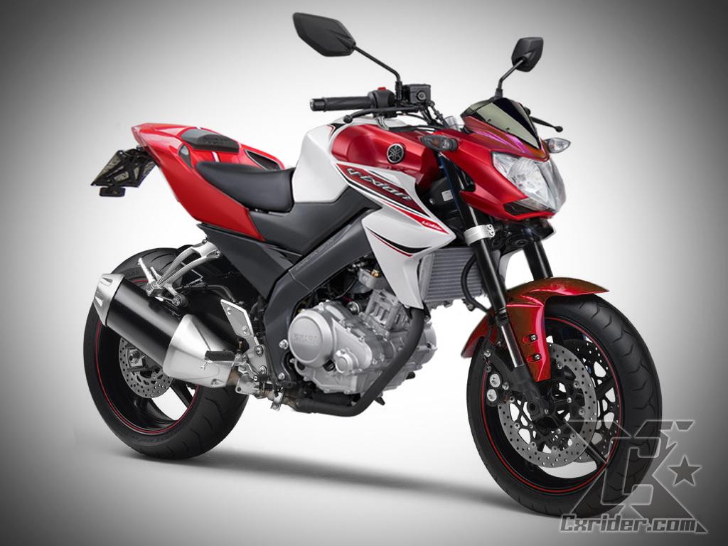Konsep Modifikasi Yamaha Vixion Lightning Dengan Body