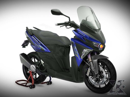 modifikasi yamaha soul gt125 2