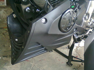 cover engine new vixion