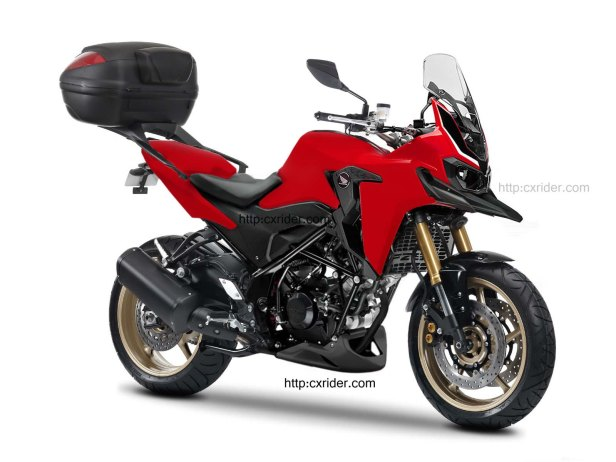 modifikasi new cb150r