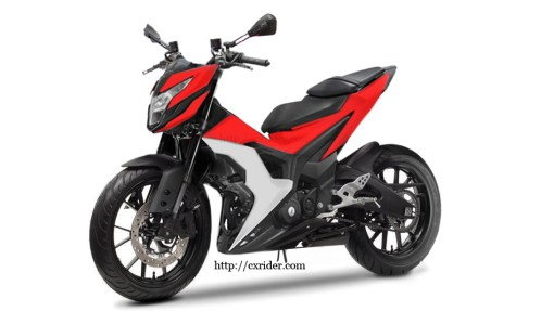 modifikasi honda sonic 150r