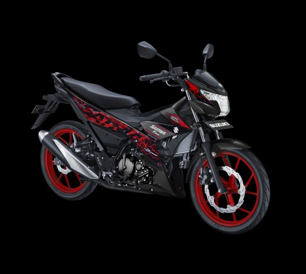titan black red