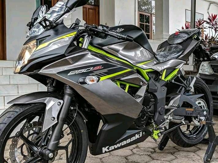 Intip Harga Kawasaki Ninja 250 Sl Di Berbagai Kota Cxridercom