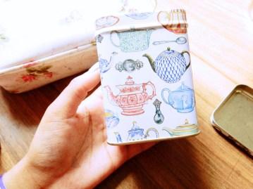 Redbush tea for pamper routine
