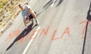 Au siècle dernier (1995), dans la montée de l'Alpe d'Huez...
