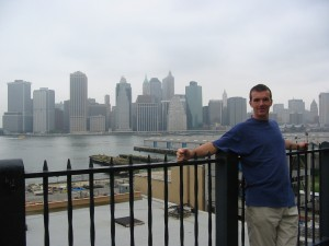 Juillet 2004 : New York, New York !