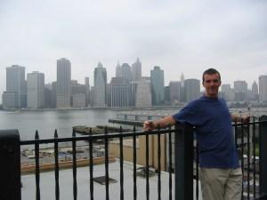 Juillet 2004 : New York, New York !