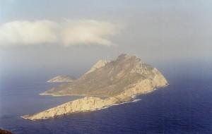 Amorgos : l'îlot Ni Kouria