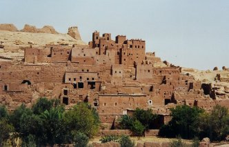 Le vieux village d'Aït Benhaddou
