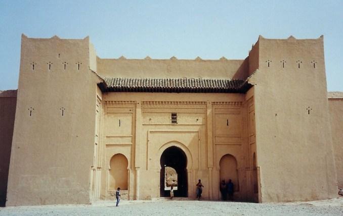 Le ksar Oulad Abdelhalim