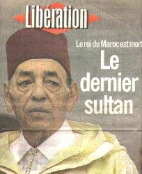 Hassan II, roi du Maroc