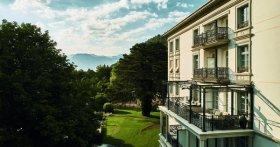 Grand Resort Bad Ragaz: Lichtblicke in wirtschaftlich schwieriger Zeit