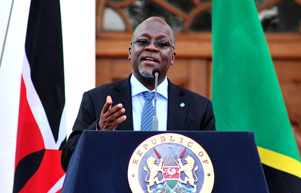 Tanzania's John Magufuli Admitted In Kenyan Hospital With COVID-19 After Months Of Downplaying Pandemic