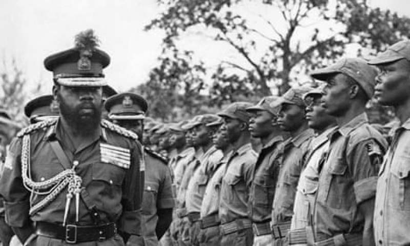 Biafra War 50 Years Later
