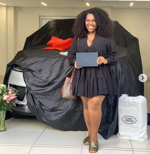 Uzalo MaMlambo Shows Off