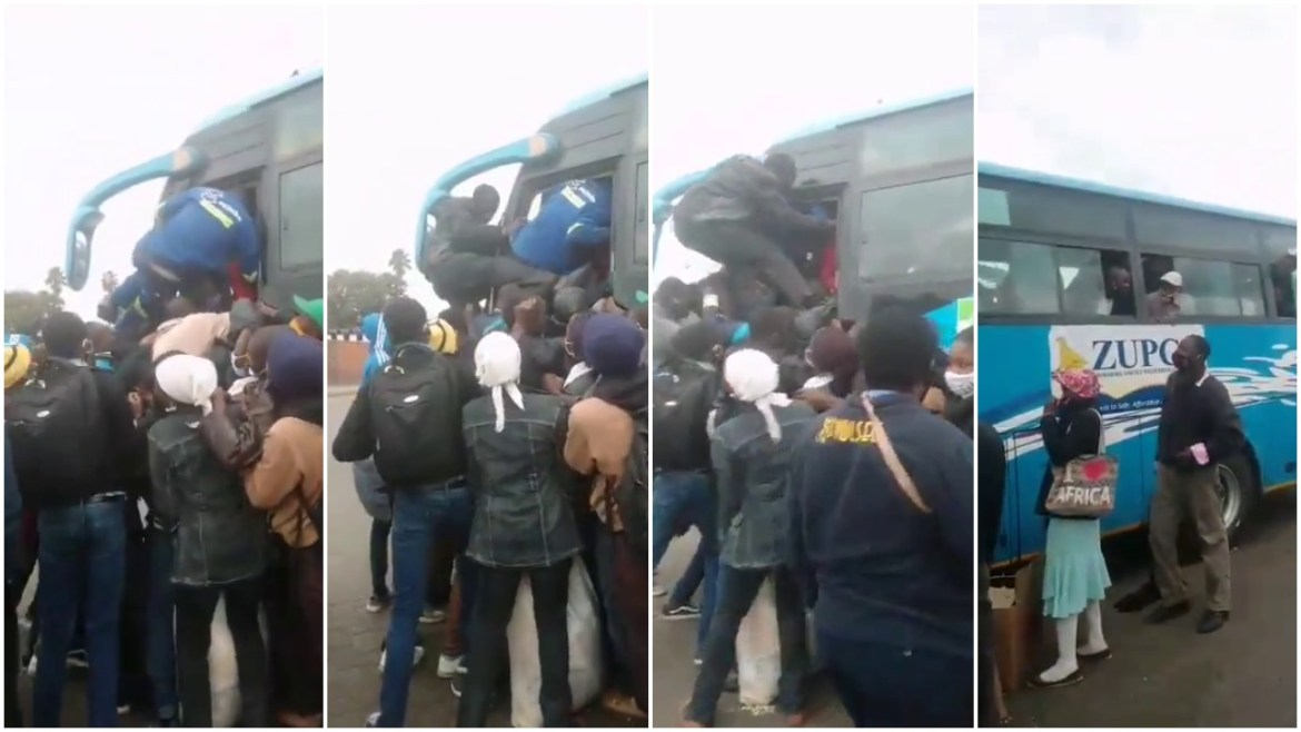 Zimbabweans In Trouble As Transport Woes Escalate