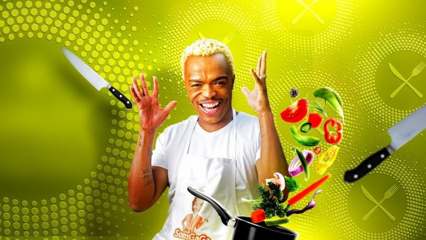 Somizi stole Dinner at Somizi idea