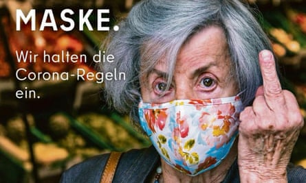 Viral Berlin Granny Advert Sets Tongue Wagging