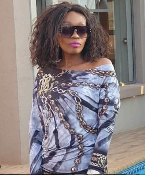 Former Generations Actress Sophie Ndaba Lichaba Gets Her Car Repossessed