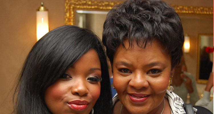 Gomora Cleopatra's Mom Is Former Miss South Africa, The Two Are Look-Alikes