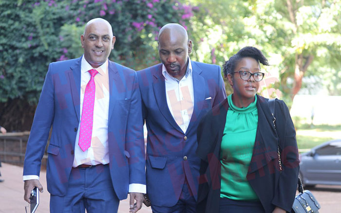 Mugabe's Son-In-Law Simba Chikore Back In Court For Criminal Abuse of Office-iHarare