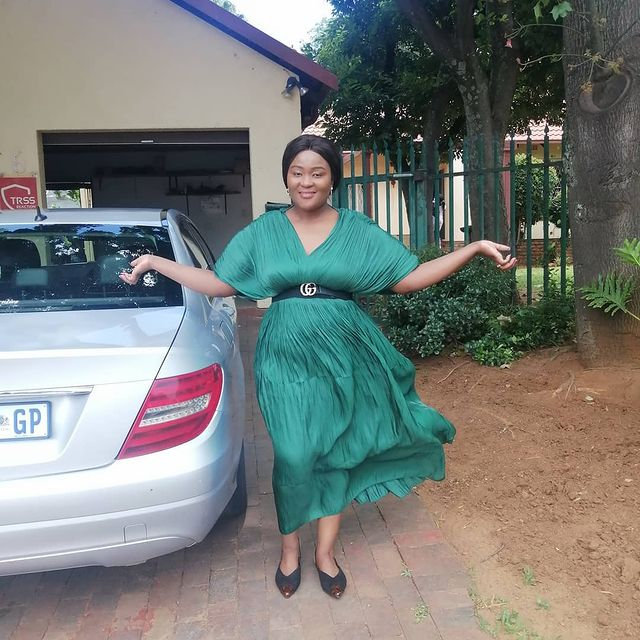 Gospel Singer Letty Chawira Bags A Global Award-iHarare