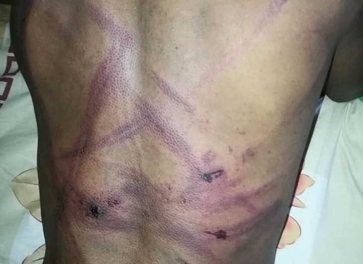 Soldiers Torture Two Men Who Were Praying On A Mountain Near Domboshava