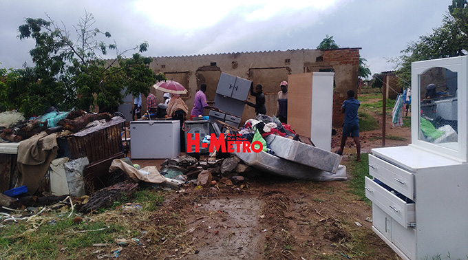 Hundreds Of Families Left Homeless In Budiriro As Harare City Council Demolished Their Houses-iHarare